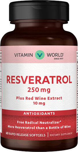 Youth Guard™ Resveratrol 250mg