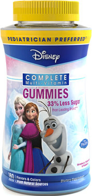 Disney Frozen Multivitamin Gummies, , hi-res
