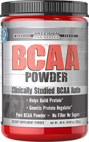 BCAA Powder Unflavored, , hi-res