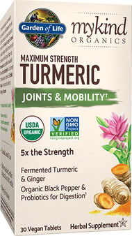 Garden Of Life myKind Organics Maximum Strength Turmeric Joints & Mobility