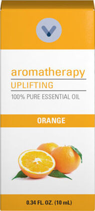 Vitamin World Orange 100% Pure Essential Oil 10 ml. Liquid Orange extract Sweet Citrus