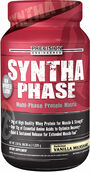 Precision Engineered® Syntha Phase Whey Protein Vanilla Milkshake 2.91 lbs. 2.91 lbs. Powder