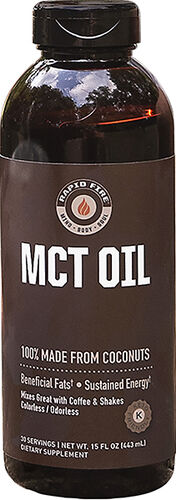 Windmill Health Products RapidFire MCT Coconut Oil