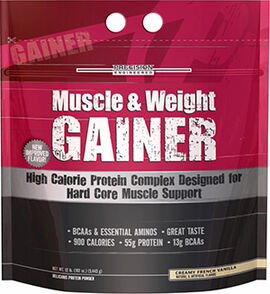 Muscle & Weight Gainer Vanilla 12 lbs.