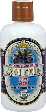 Dynamic Health Labs Acai Gold Juice 32 oz. Liquid