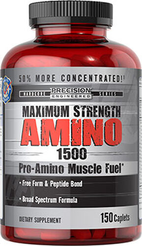 Precision Engineered® Amino 1500 mg. 150 caplets