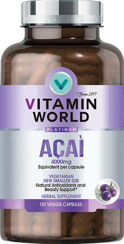 Vitamin World offers its own line of vitamins as well as numerous other brands. Diet products, protein drinks and pills, vitamins, energy aids, as well as sports nutrition supplements are plentiful at Vitamin World.