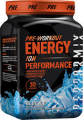 ION Pre Workout Blue Ice, , hi-res