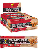 BSN Syntha-6® Protein Crisp Bars Salted Toffee Pretzel Box of 12