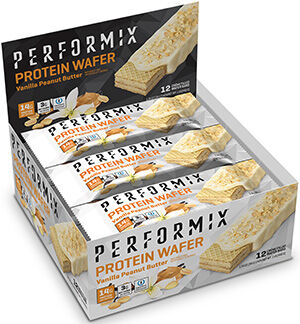 Performix™ Protein Wafers Vanilla Peanut Butter, , hi-res