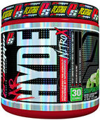 Pro Supps Mr. Hyde NitroX Preworkout 7.8 oz. Sour Green Apple 7.8 oz. Powder