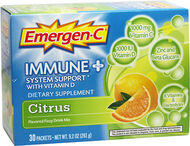 Emergen-C Immune Plus® 30 Packets Powder