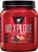 N.O.-XPLODE® Preworkout Fruit Punch 2.45 lbs., , hi-res