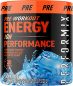 Performix™ ION Pre-Workout Blue Ice 30 servings
