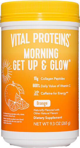 Vital Proteins Morning Get Up and Glow Collagen + Energy