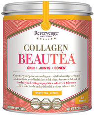 Reserveage™ Nutrition Collagen BeauTea White Tea & Lemon 48 Tea Bags 2.5gram