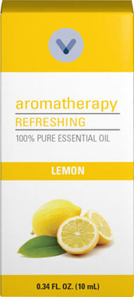 Vitamin World Lemon Essential Oil 10 ml. Liquid Lemon extract Lemon