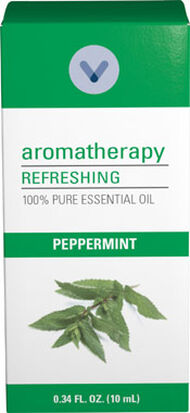 Vitamin World Peppermint Essential Oil 10 ml. Liquid Peppermint herb extract Peppermint