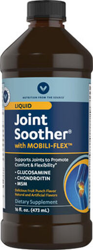 Vitamin World Liquid Joint Soother® 16 oz. Liquid