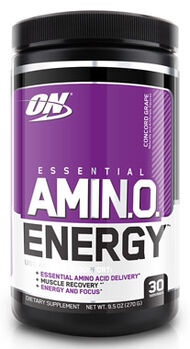 Optimum Nutrition Essential AmiNO Energy™ Grape 10 oz. Powder