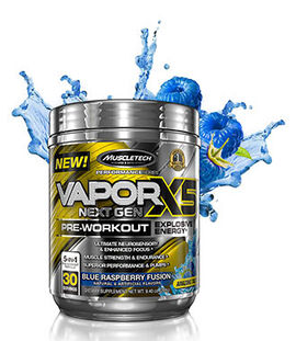 VaporX™ Next Gen Blue Raspberry Fusion
