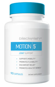 Blackfish5™ Motion 5™ 90 Capsules