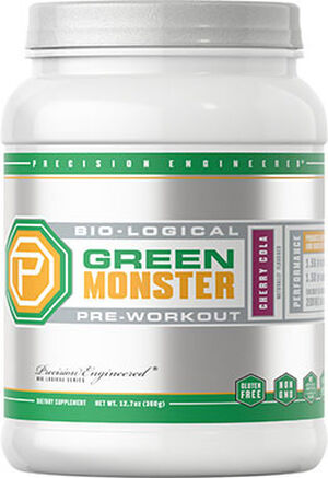 Bio-logical Green Monster Pre-Workout Cherry Cola, , hi-res