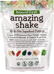 Beyond Fresh Amazing Shake All-In-One Superfood Formula Meal Replacement