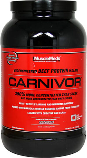 Carnivor Beef Protein Isolate Chocolate 2 lbs., , hi-res