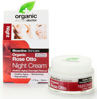 Organic Doctor Rose Otto Night Cream, , hi-res