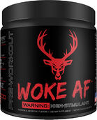 DAS Labs Woke AF™ Pre Workout Blood Raz 12.33 oz. Powder