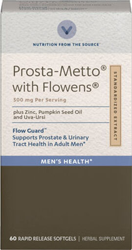 Prosta-Metto with Flowens