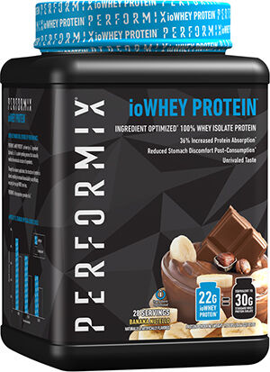 Performix® ioWhey Protein Banana Nutello