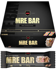 RedCon1 MRE Bars Sprinkled Donut 12 Bars