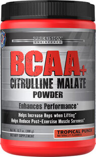 BCAA+ Citrulline Malate Powder, , hi-res