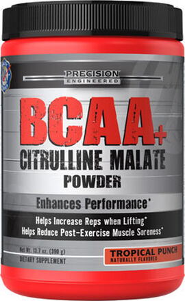BCAA+ Citrulline Malate Powder