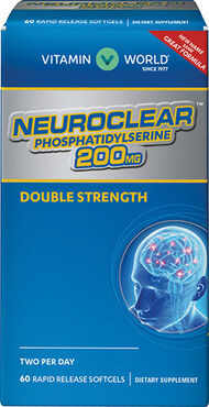 Neuro-PS® (Phosphatidylserine) 200 mg, , hi-res