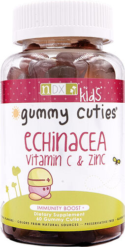 Natural Dynamix Gummy Cuties Echinacea