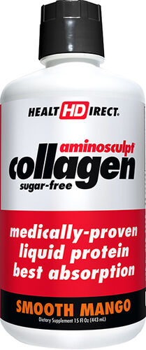 Health Direct AminoSculpt® Collagen™ Peptides 15 oz. Smooth Mango