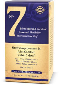 Solgar No. 7 Joint Support 30 Capsules
