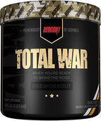 RedCon1 Total War Preworkout Orange Crush 14.13 oz. Powder