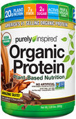 Purely Inspired Purely Inspired™ Organic Vegan Protein Decadent Chocolate 1.5 lbs. Powder