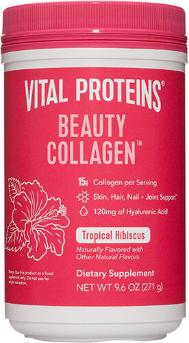 Vital Proteins Beauty Collagen Tropical Hibiscus 9.6 oz. Powder