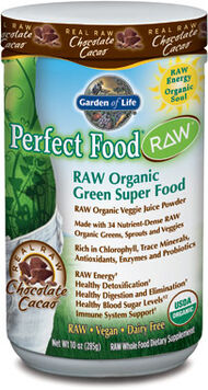 Garden Of Life Perfect Food® RAW® Organic Green Super Food 10 oz. Powder