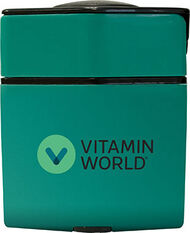 Vitamin World Tablet Splitter & Crusher 1 Unit Green
