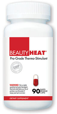 BeautyFit® BeautyHeat® 90 Capsules 15mg.