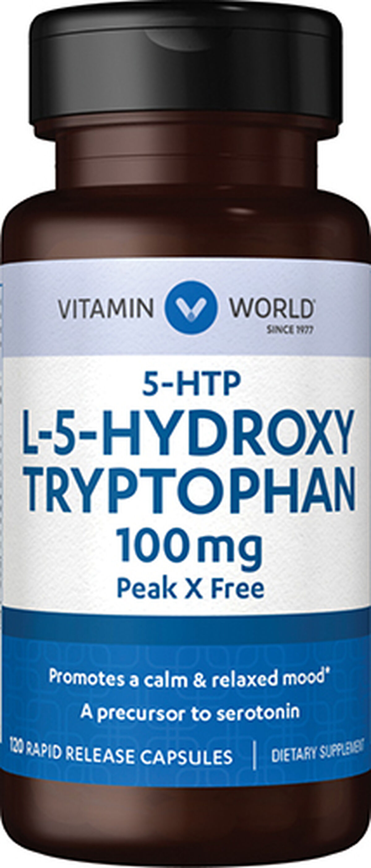 5 htp vitamin world