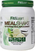 MHP Fit & Lean® Meal Shake Vanilla Ice Cream