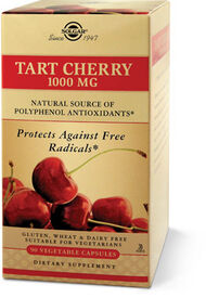 Solgar Tart Cherry (reactivation) 1000 mg. 90 Capsules
