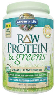 RAW Protein & Greens Lightly Sweet, , hi-res